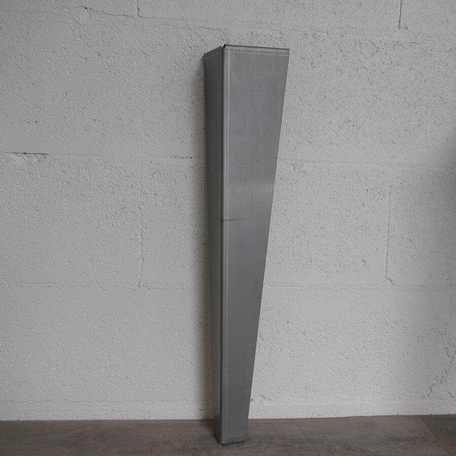 pieds de table de repas style industriel 72cm ref. Black Bedroom Furniture Sets. Home Design Ideas