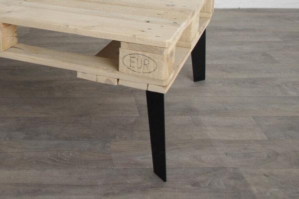 pied de table basse minimaliste