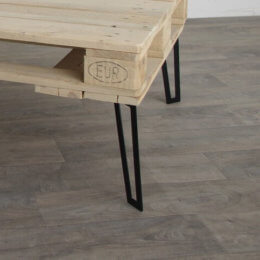 pied de table basse epingle
