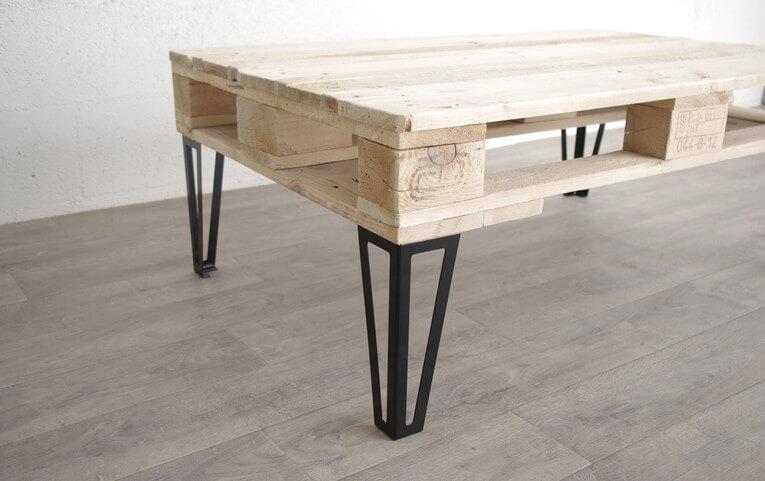 Pied Type Hairpin Legs Pour Table Basse 30cm Ou 40cm Ref