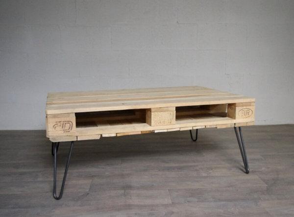 hairpin legs incliné pour table basse
