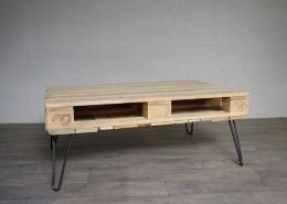 hairpin legs incliné pour table basse