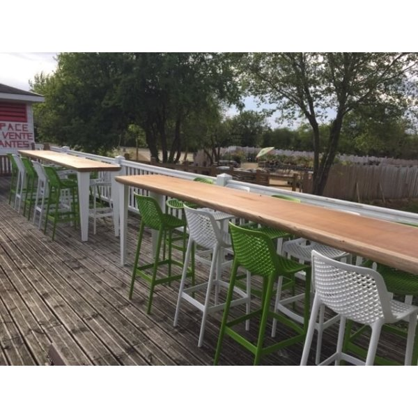 pieds de table de repas design