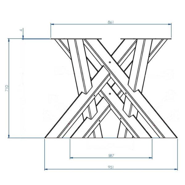 pied-table-metallique