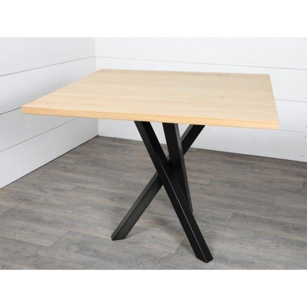 Pied tripode pour table ronde