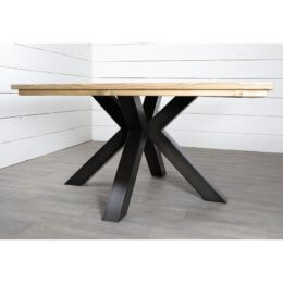 pied de table central pour grande table