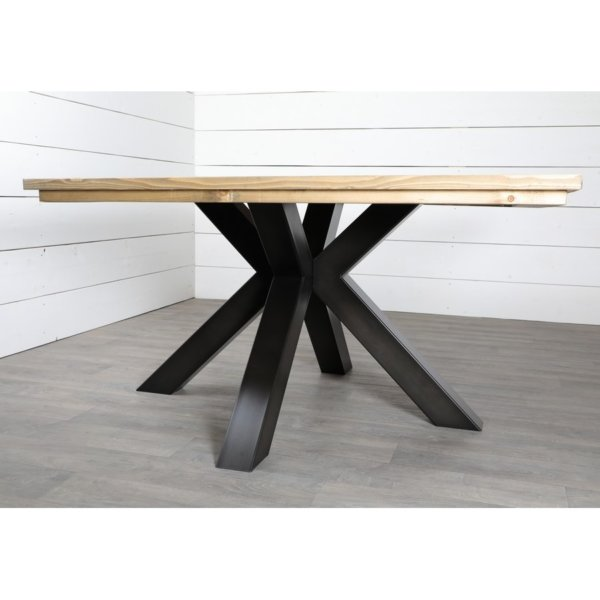 pied de table central pour grande table