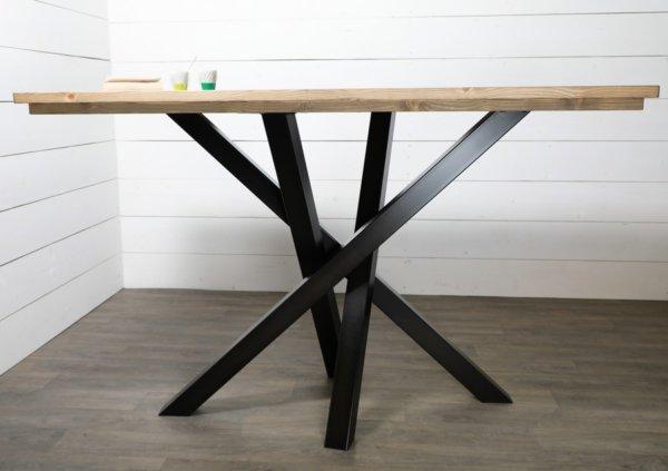 Pieds de table pour mange debout
